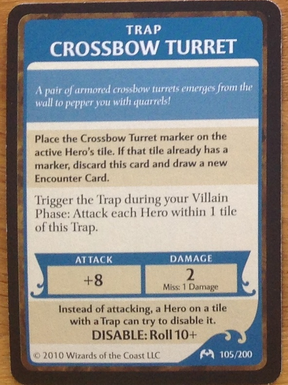 Crossbow Turret, Castle Ravenloft