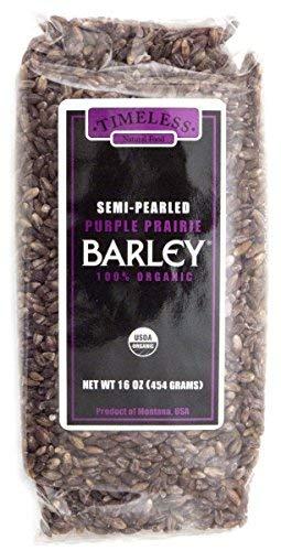 Timeless Natural Food USDA Certified Organic Semi-Pearled ...