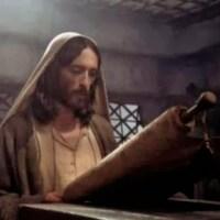 La actuación de Jesús