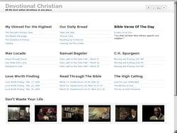 devotional-christian