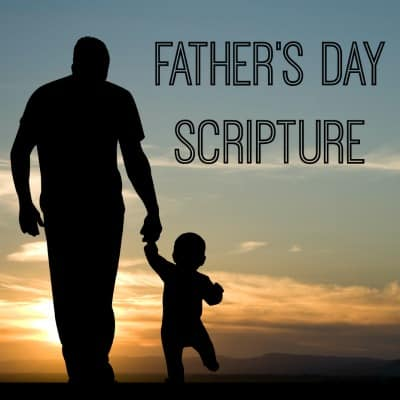 fathers day scripture