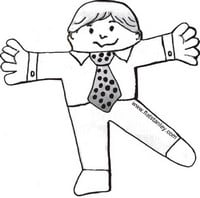 Missions Education Idea for Children Like Flat Stanley