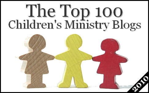 Top 100 Children's Ministry Blogs