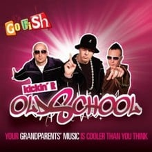 Kickin It Old School CD