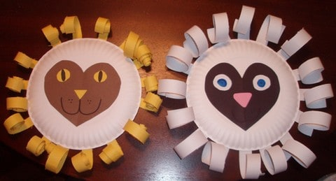 Lion & Lamb craft photos