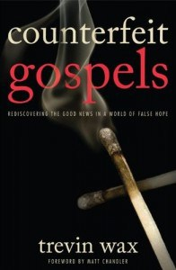 Counterfeit Gospels book cover