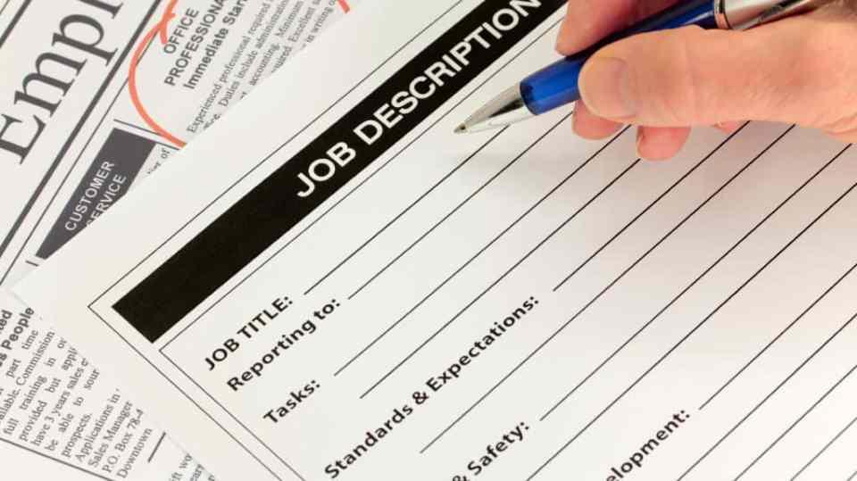 Sample Job Description for Children's Minister