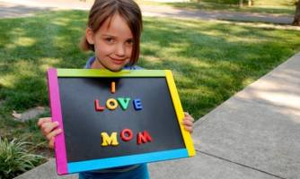 mothers day children's sermon