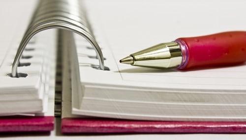 note book
