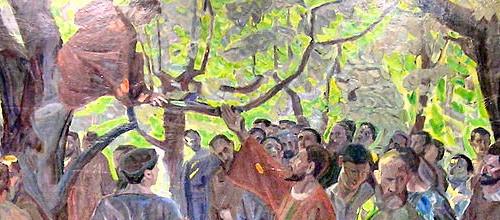 Zacchaeus Bible Lesson