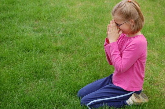 Sinner's Prayer for Kids - Examples for Children to Repeat