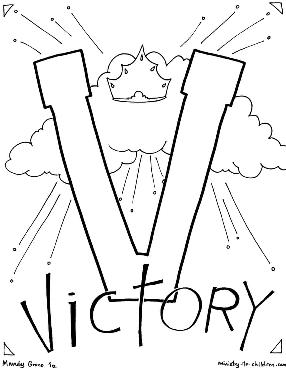 Free coloring pages of jesus returns