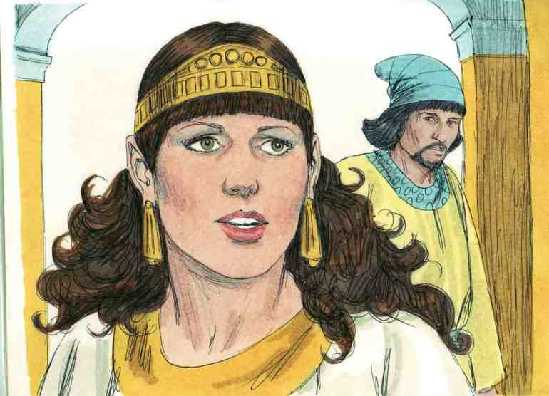 Bible Lesson on Esther for Children