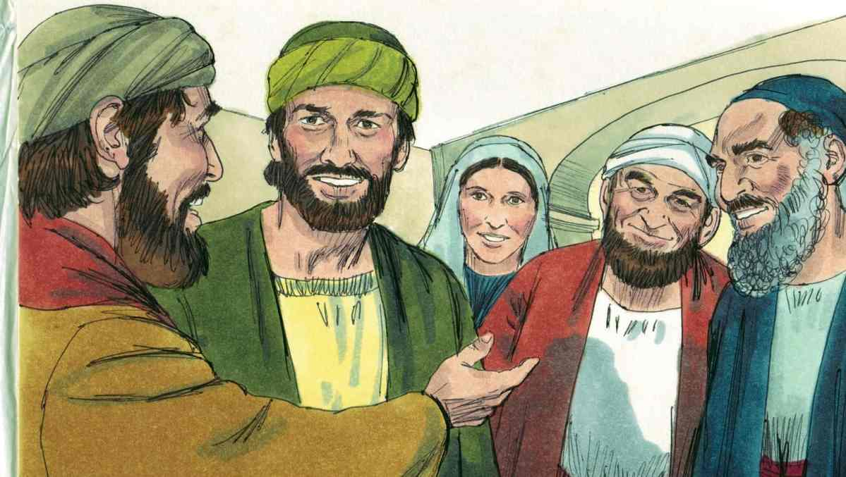 Barnabas Bible Study MinistryToChildren