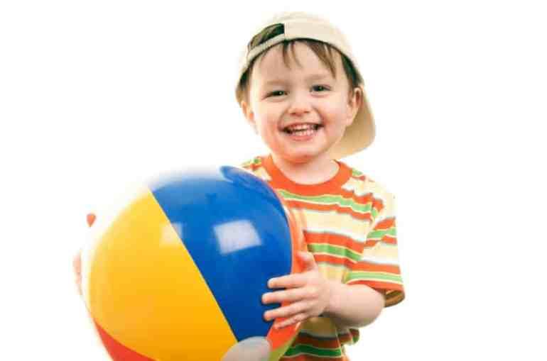 Beach Ball Games for Children