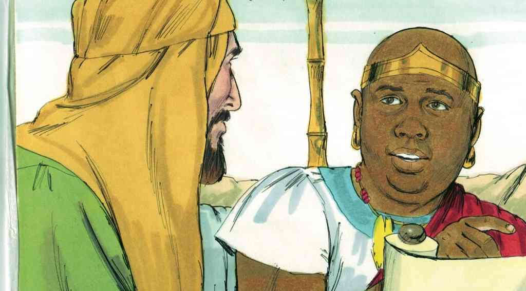 Bible Teaching Skit Philip-Acts-8