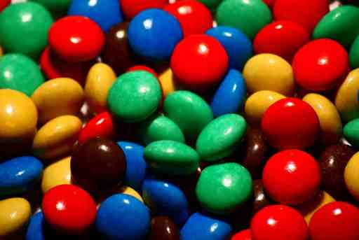 Colorful Candy Object Lesson for Children