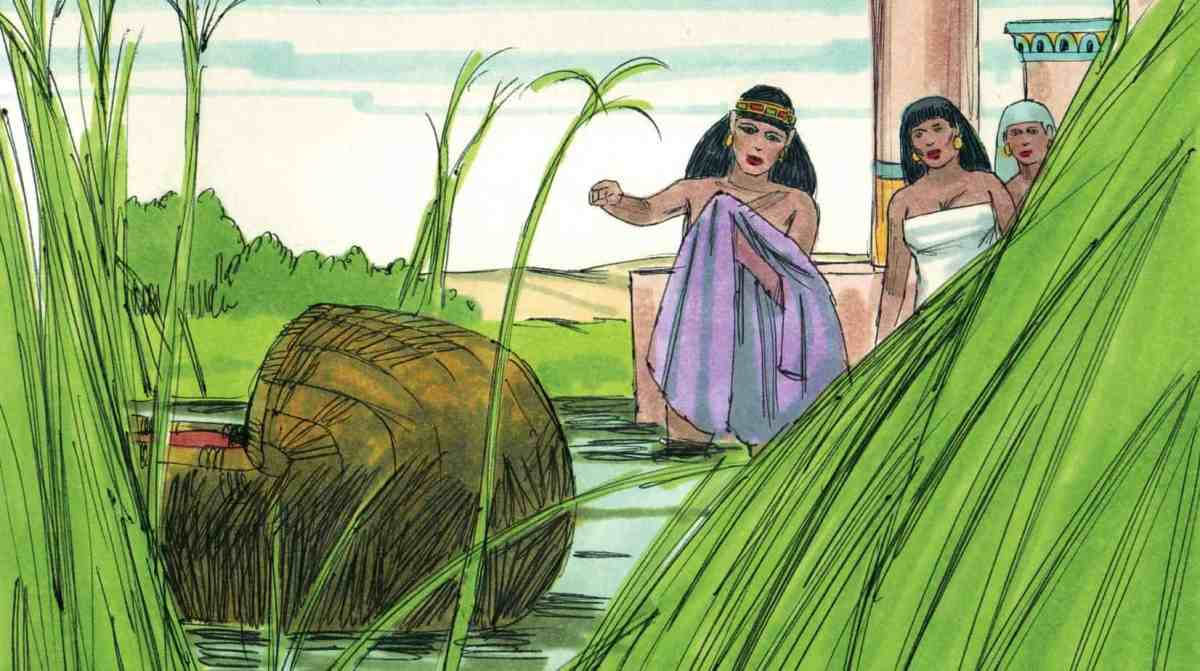 Skit Moses And The River Ministry To Children Com