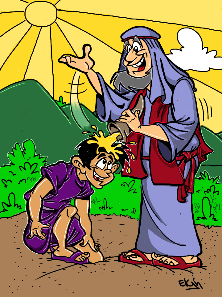 Daniel In The Lion S Den Bible Cartoon Pictures Ministry To