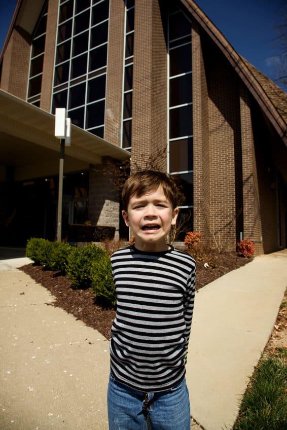 When Parents Use Church Attendance as Punishment