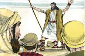 John the Baptist-Matt 3:1-10 (Sunday School Lesson)