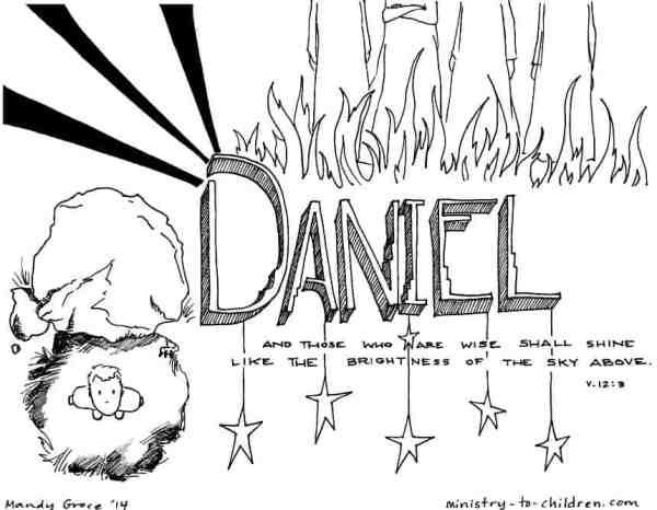 daniel coloring pages # 11