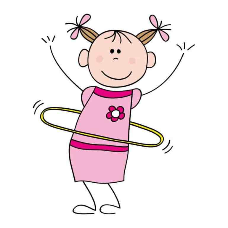 Hula Hoop games for kids
