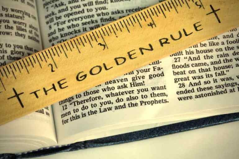Teaching the Golden Rule to Children