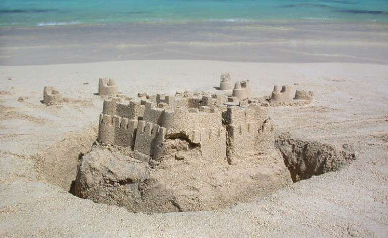 Sandcastle Bible Object Lessons