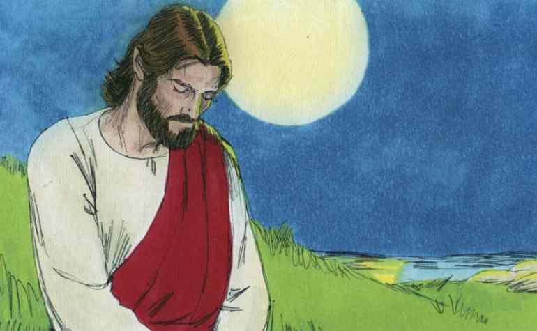 Bible Lesson -  Make Time for God