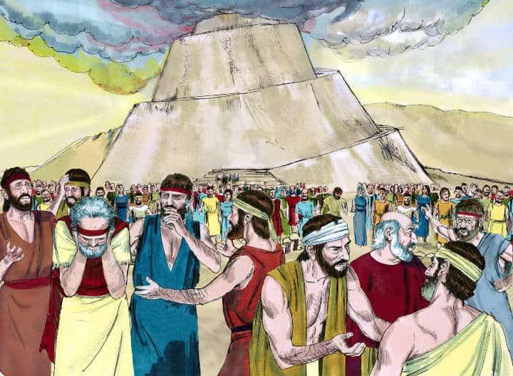 Teaching Skit - Tower of Babel