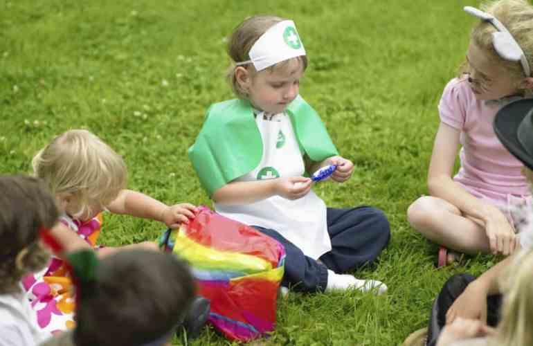 Kids Game idea for Fall Festivals