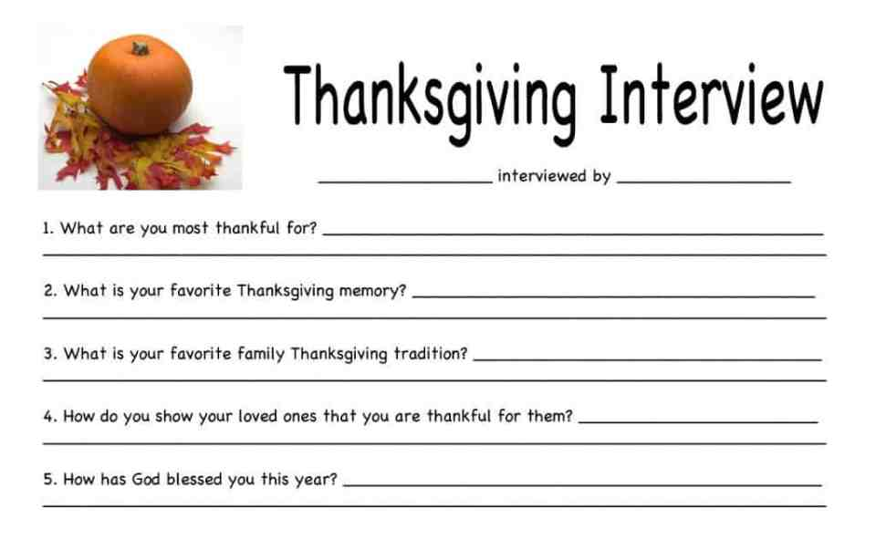 thanksgiving-interview
