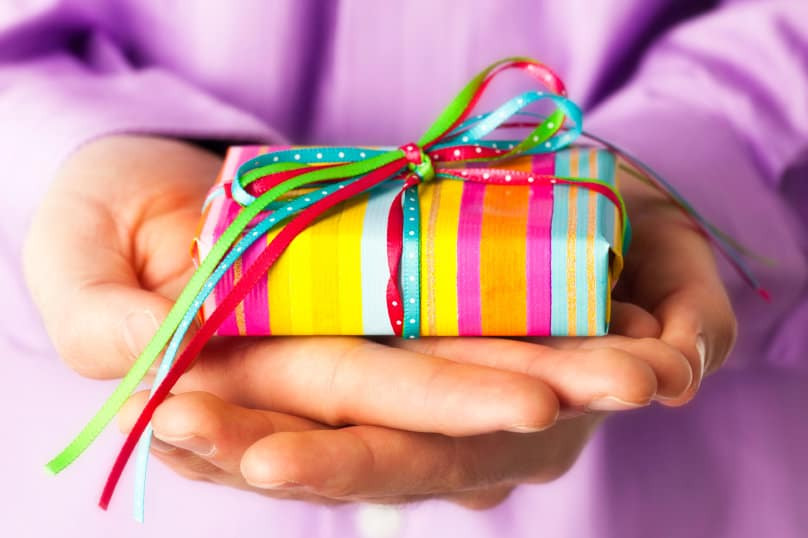 Christmas Object Lesson: The Wrapping Paper