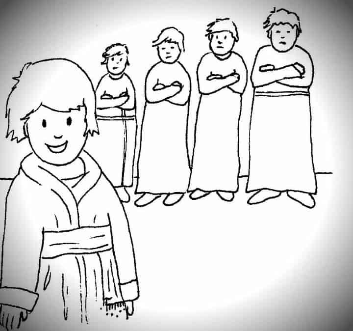 Joseph Interprets Pharaoh S Dreams Genesis 40 41 Sunday School