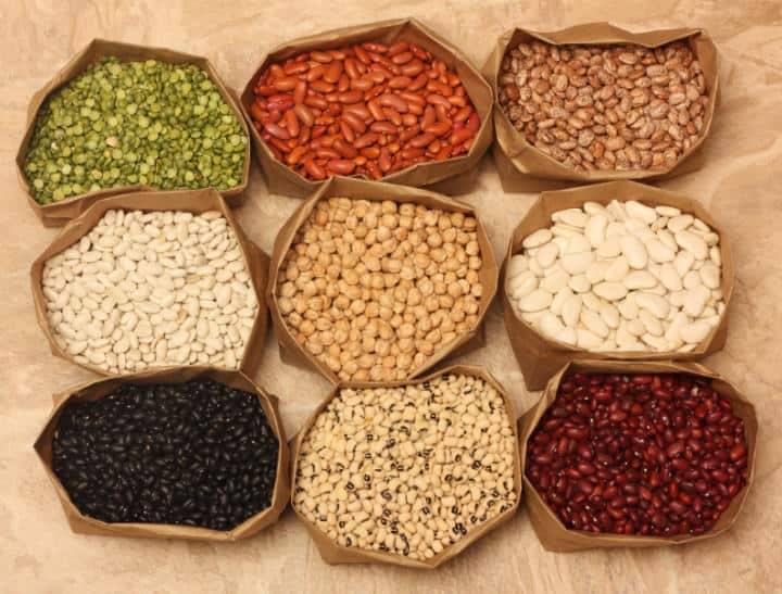 Lessons from Legumes...Object Illustration Lesson (Psalm 139)
