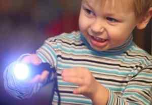 children's sermon on shining the light Matthew 3:1-12