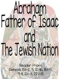 """Father Abraham"" Bible Story Teaching Skit"
