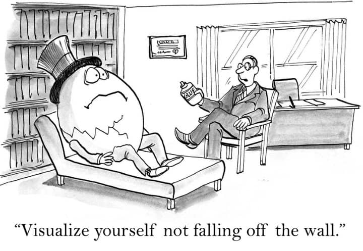 Lesson: Humpty Dumpty and Human Brokenness (Romans 12:2