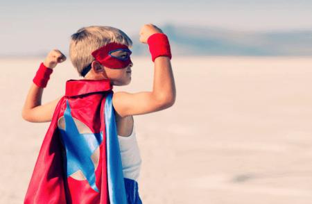 Superhero Ministry to Children