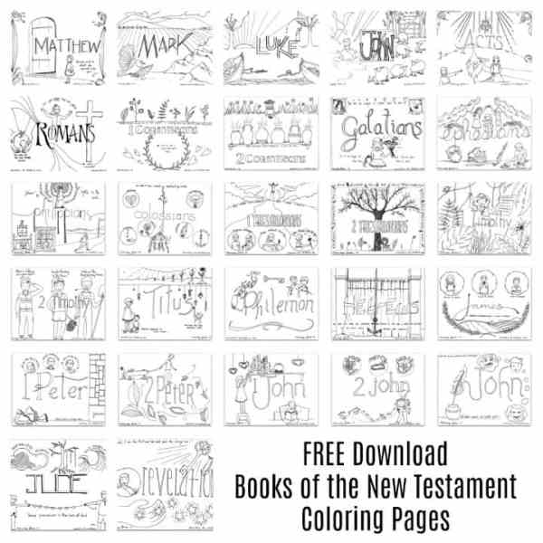 preschool bible coloring pages # 14