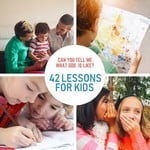42 week  children's ministry curriculum on the attributes of God -