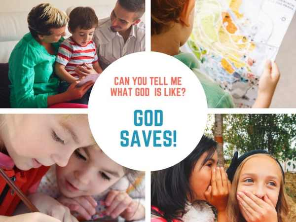 God Saves (Genesis 18-19) Lesson #32 in What is God Like?