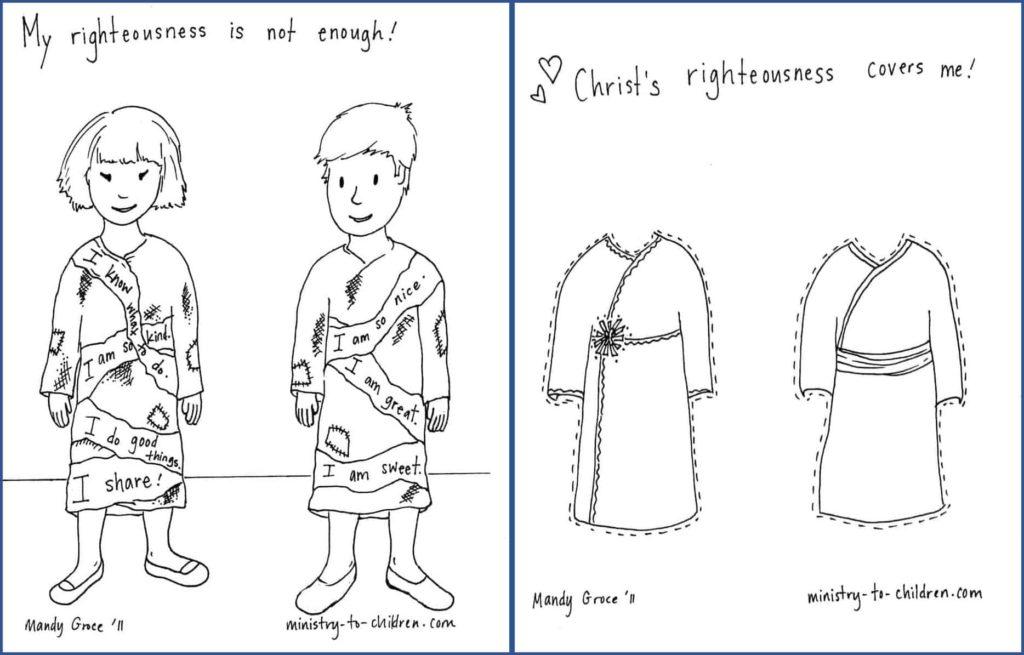 Jesus Sets Us Right (Romans 3) Sunday School Lesson
