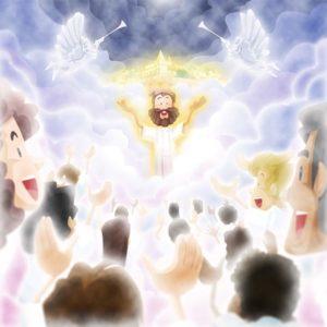 Jesus prepara um lugar no céu