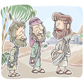 Lesson: Christ's Post-Resurrection Appearances and Ascension (Acts 1:4-10)