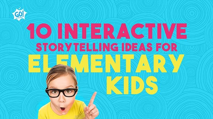 children's church lessons - storytelling ideas