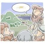 faith of a mustard seed - children's sermon