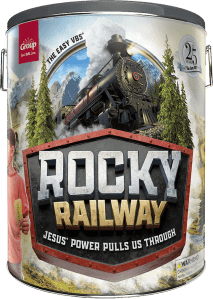 rocky railroad vbs group 2020