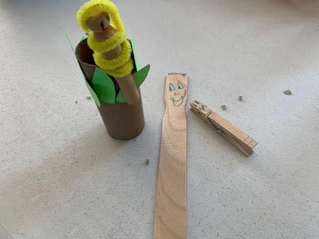 Zacchaeus Crafts for Sunday School (Luke 19:1-10) Craft Activities